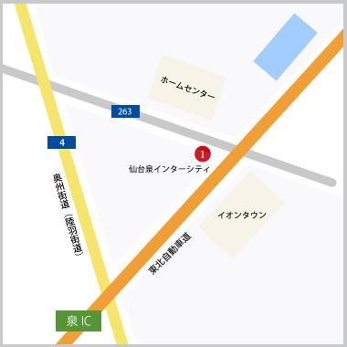 仙台泉インターシティ